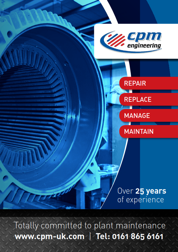 Engineering services brochure cpm engineering for Engineering brochure templates free download