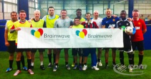 CPM Fundraising Football match