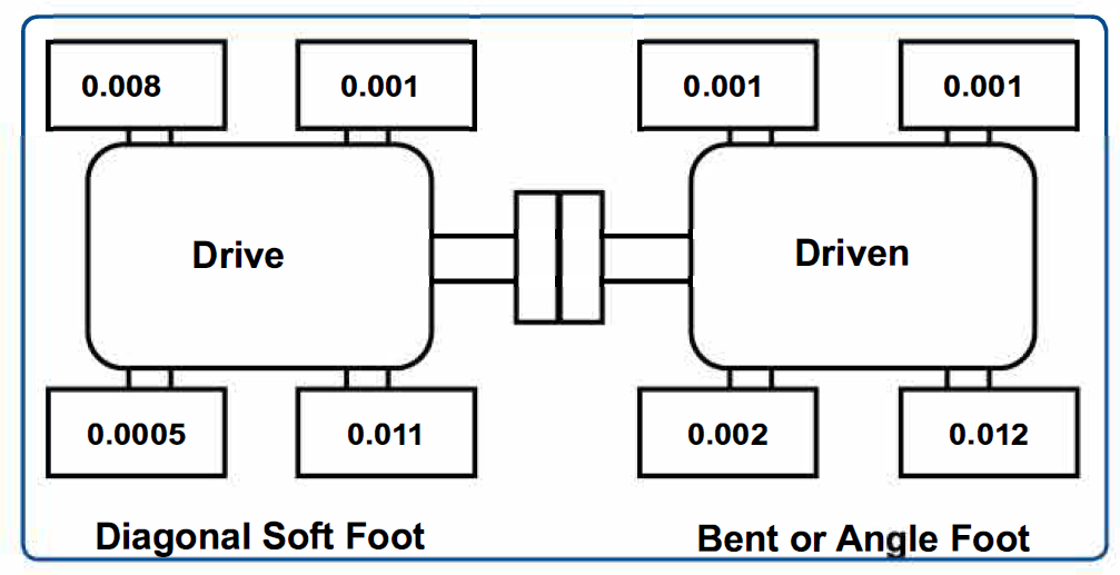 Common soft foot conditions.